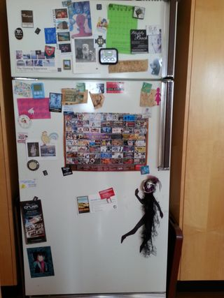 Fridge old 1