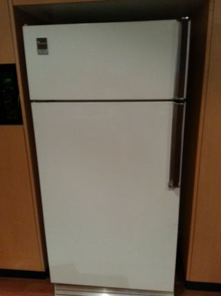 Fridge old 2